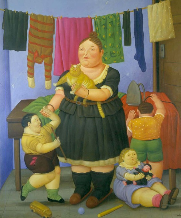 botero-domestic-scene