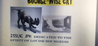 BOURGE-WISE CAT: ISSUE 39