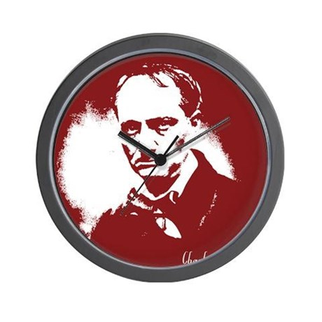 charles_baudelaire_wall_clock