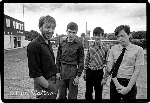 Joy Division Stockport  28/07/1979